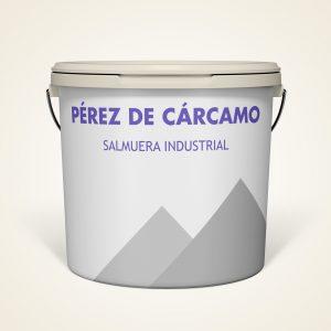 Salmuera-industrial