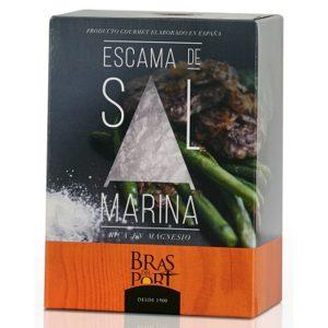 Escama de sal marina española NATURAL