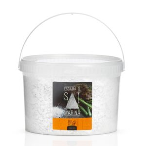Escama de sal marina española NATURAL 1,5 KG
