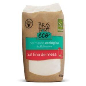 Sal Marina seca tipo -1- Ecológica paquete de 1 KGRS